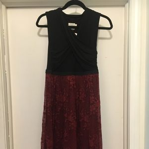 Anthropology vintage dress